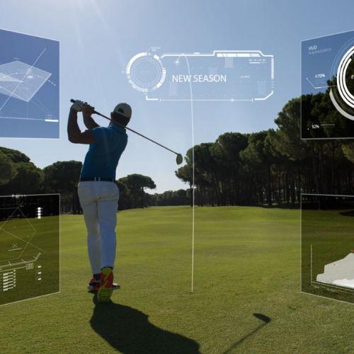 Trainingstechnologien von My Golf Academy