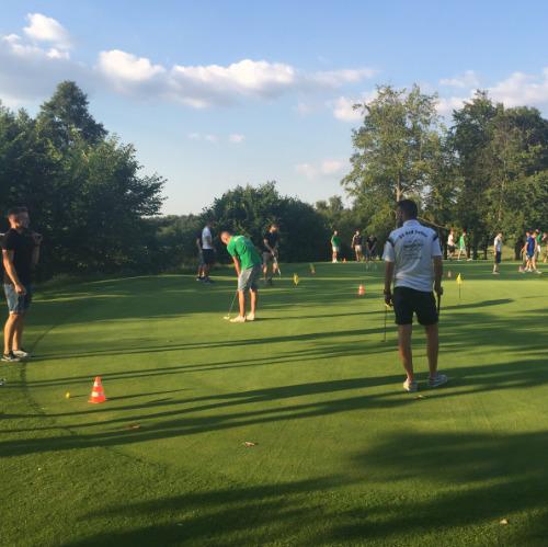Golf Veranstaltungen