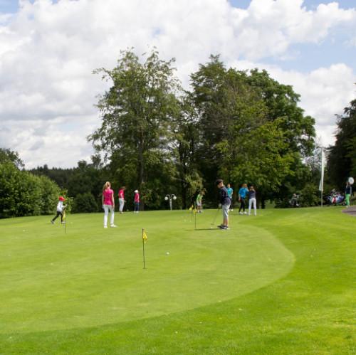Golf Jugendtraining
