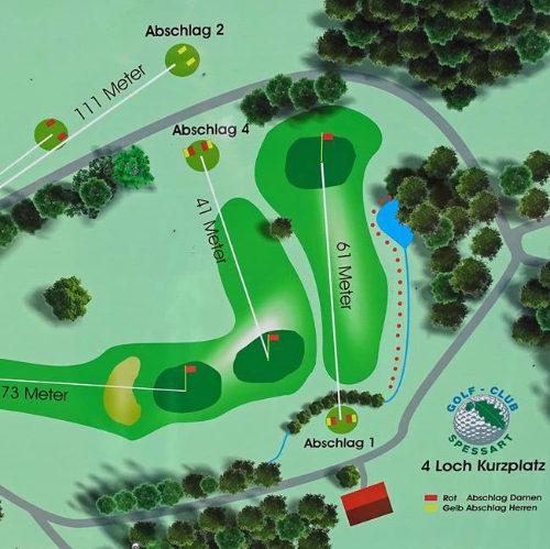 Kurzlochplatz-golf-club-spessart-einsteiger-platzreife-golfführerschein-golflernen
